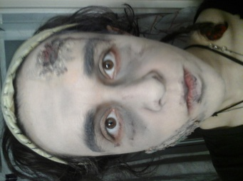 Zombie 1 - blessures FX